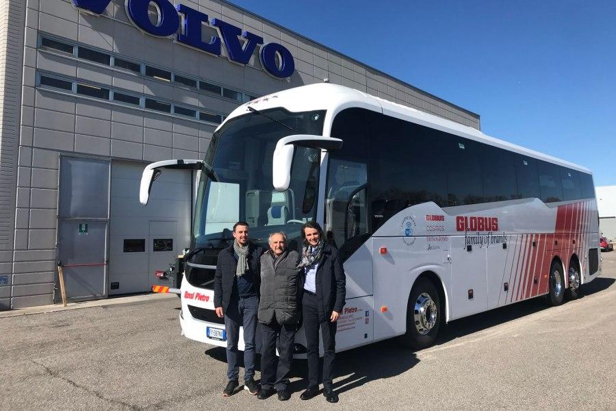 Nuovo Volvo 9900 Superior